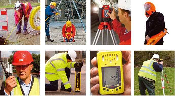 Surveying & Site Safety